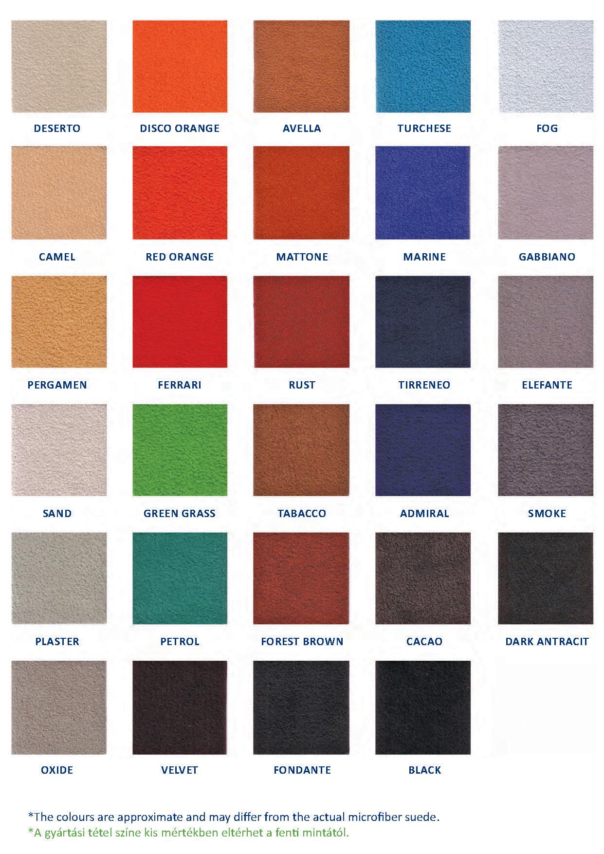Dinamica Colours