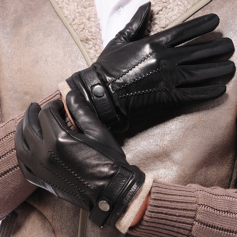 Male-leather-gloves